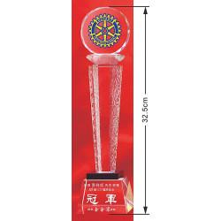 水晶獎盃CRY-A31X