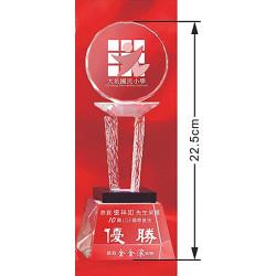 水晶獎盃CRY-A35X