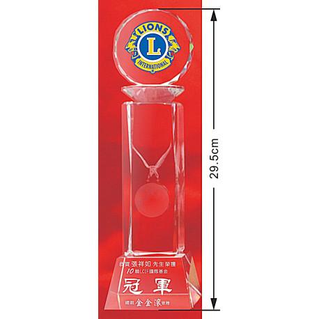 水晶獎盃CRY-A41X