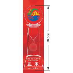 水晶獎盃CRY-A42X