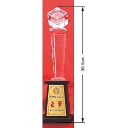水晶獎盃CRY-C32Y