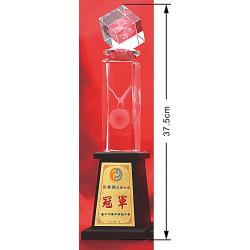 水晶獎盃CRY-C41Y
