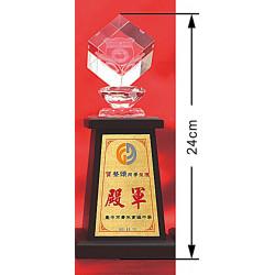 水晶獎盃CRY-C44Y