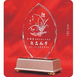 水晶獎牌CRY-E17L