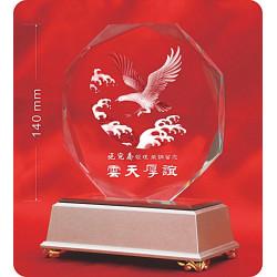 水晶獎牌CRY-E20L