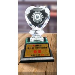 水晶獎盃CRY B44Z